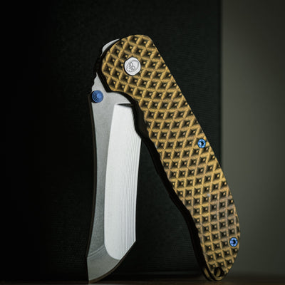 Knife - Pre-Owned: Grimsmo Norseman #2569 (Custom)