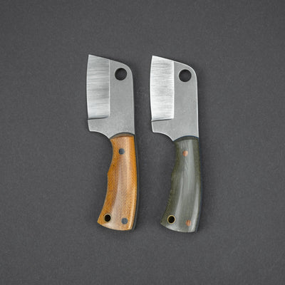 Knife - Taylor Made Pocket Cleaver (Custom)