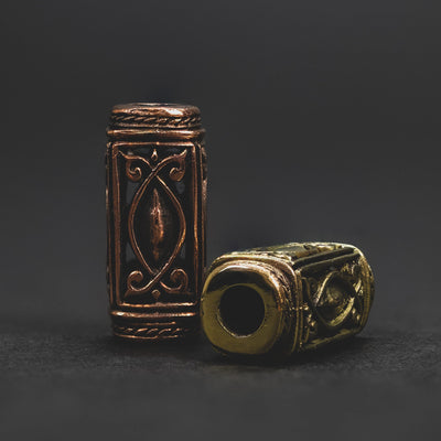 Lanyard Bead - Santi Se Beads Stair Pillar Tube (Custom)