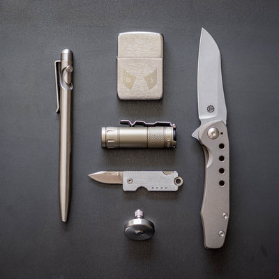 Fiddle Foundry EDC Pocket Top One