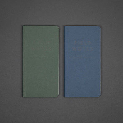 Notebook - Field Notes - End Papers (Limited Edition) - 2 Pack