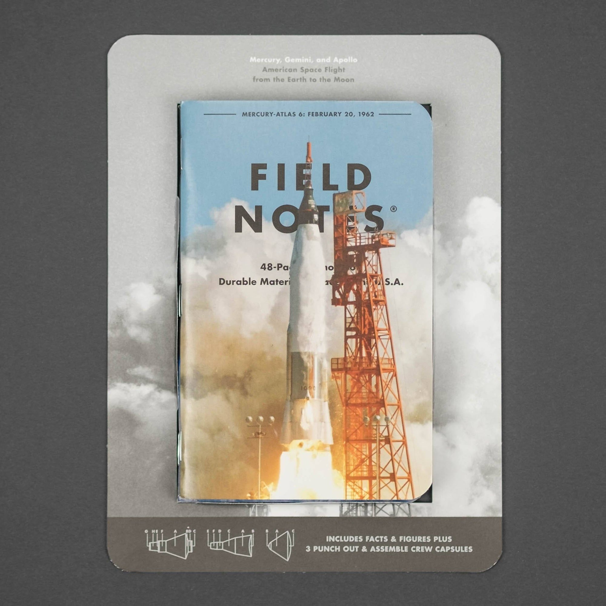 Field Notes - Three Missions (Limited Edition) - 3 Pack