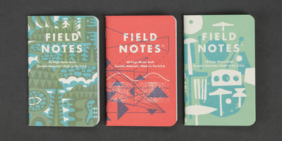 Notebook - Field Notes - Wilco Box Set - 6 Pack