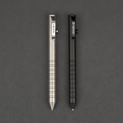 Pen - MIG +61 Pen - Stainless Steel (Exclusive)