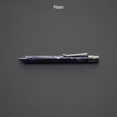 Pen - Nottingham Tactical Pen - Fruit Stripe Mokuti