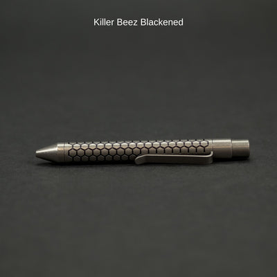 Pen - Nottingham Tactical TiClicker G2 Mini - Titanium