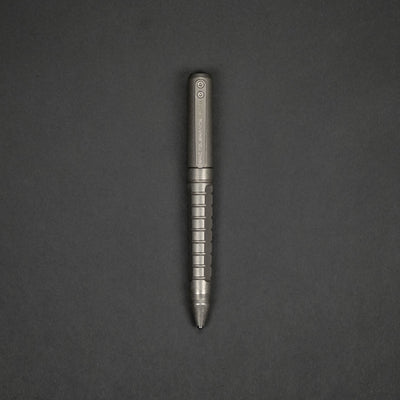 Pen - Pre-Owned: Zero Tolerance 0010TI Tactical Pen - Titanium