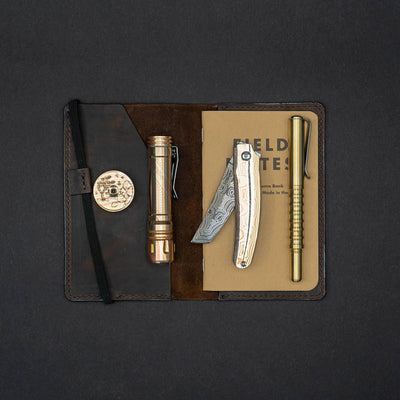 Prometheus Alpha Pen - Brass