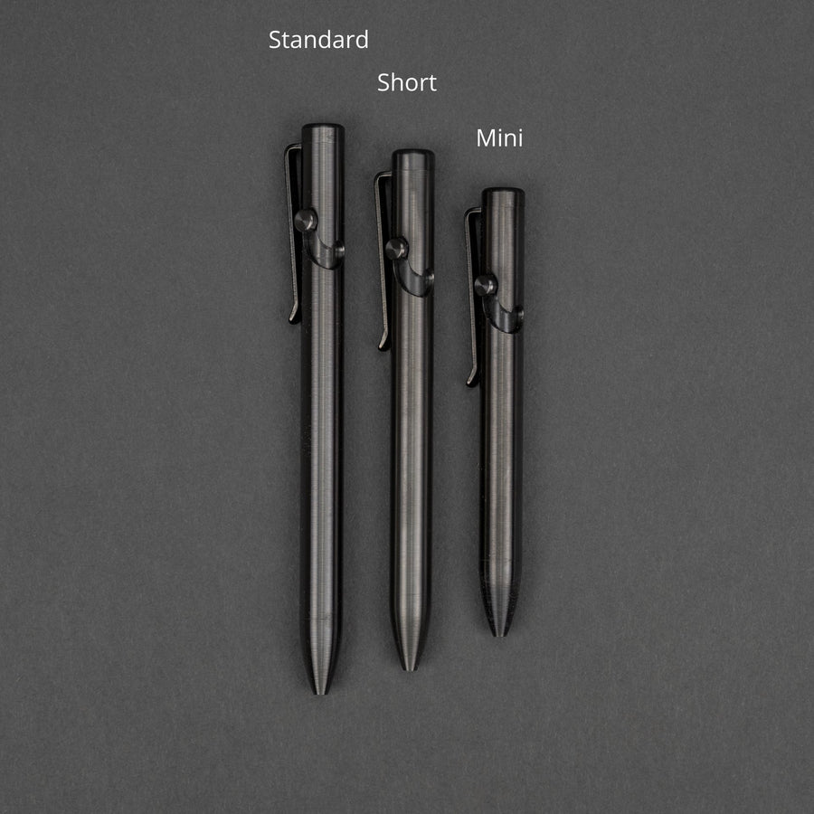 Tactile Turn Bolt Action Pen