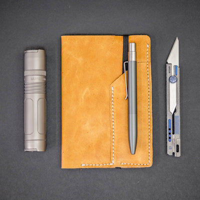 Tactile Turn Mover & Shaker Pen - Aluminum