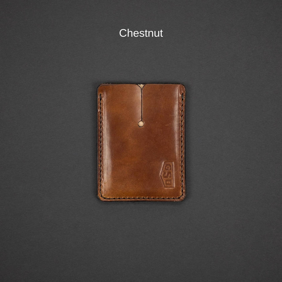 Greg Stevens Design Front Pocket Wallet V2