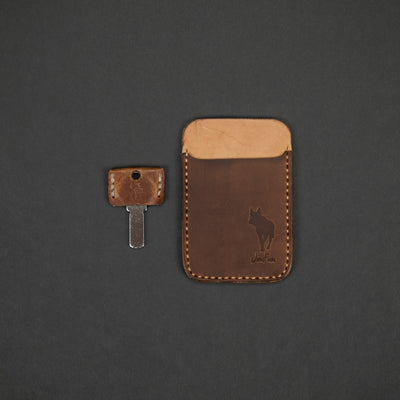 Wallet - Jou Fuu Leather Craft Card Wallet
