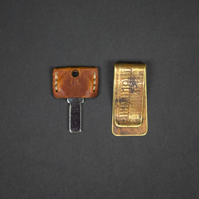 Wallet - MakeShift Accessories WWII Shell Casing Money Clip