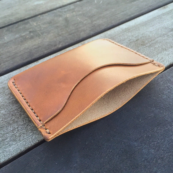 Wallet - Woodnsteel Card Wallet
