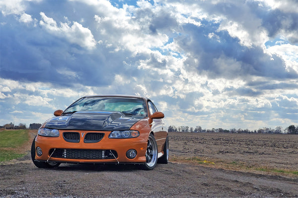 Built and Boosted 2006 Pontiac GTO