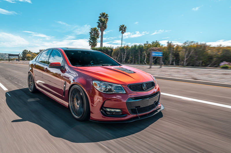 Chevy SS Feature: Attack the Track