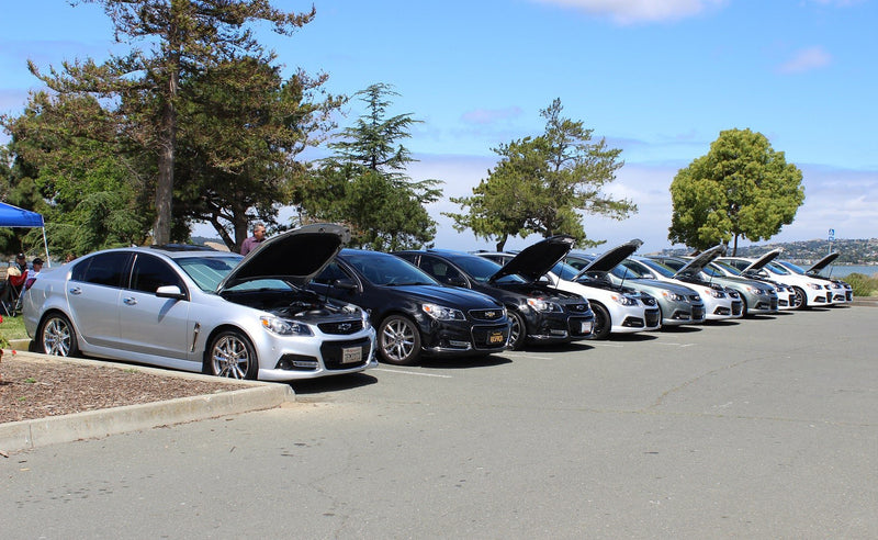 Coverage of the Nor/Cal Holden 3rd Annual Martinez Picnic