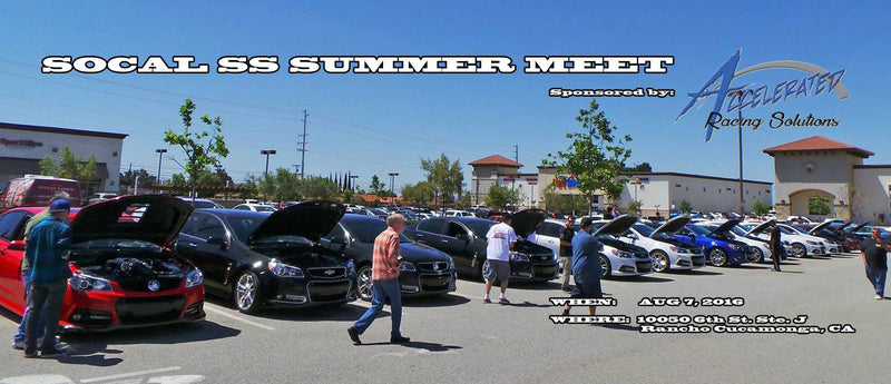 SoCal SS Summer Meet 2016 - August 7, 2016