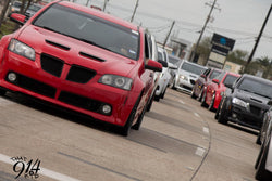 See though the eyes of a 15 year old photographer when he photographs G8's of Houston Meet and Cruise!