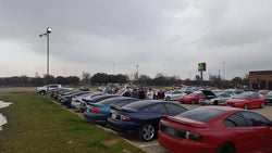 GTO/G8/TA/SS Gas Monkey Garage Meet in Texas on January 8th, 2016
