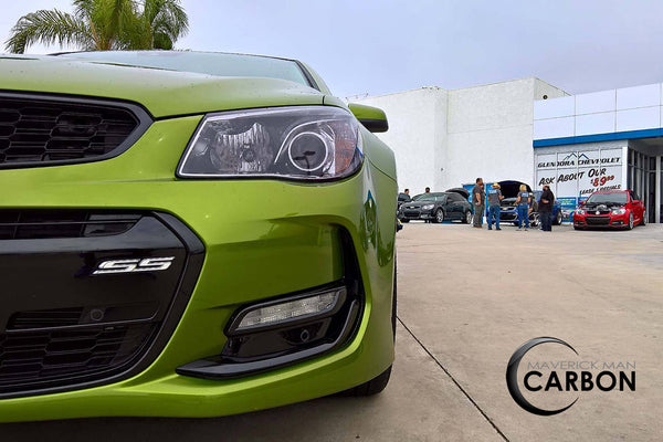 A Record Breaking Chevy SS Sedan Meet!  50 Chevy SS owners unite at Glendora Chevrolet!
