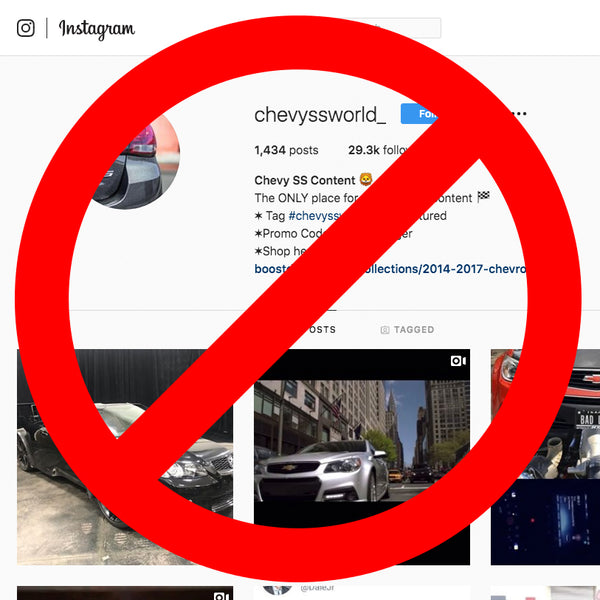 BEWARE Big Scammer on Social Media @chevyssworld_ known as Holden Tee / Tee Holden