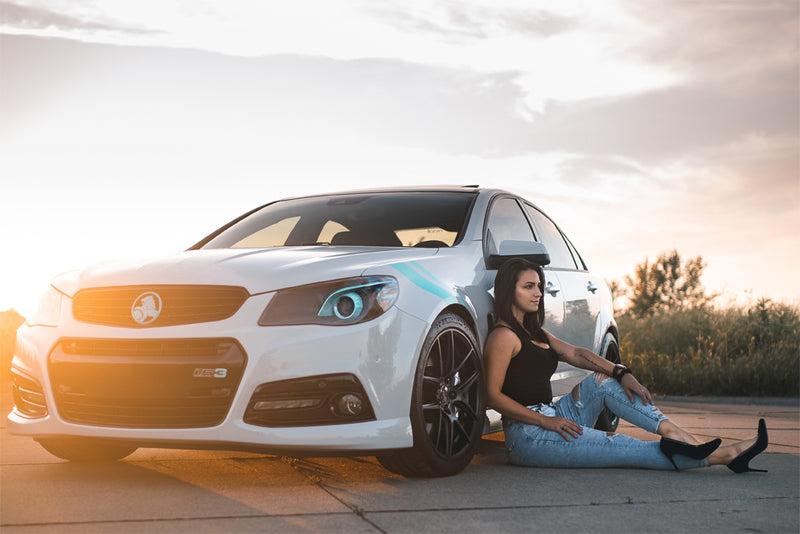 Chevy SS Feature: Because She Wanted To, That's Why!