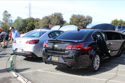Holden Run to Mt Diablo w/ NorCal Holden Club on February 20, 2016