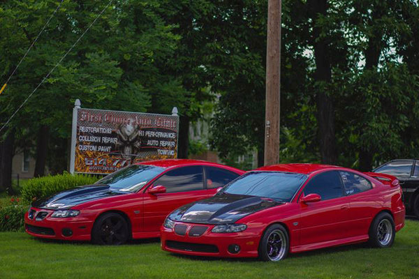 OHIO GTO • G8 • TA Owners Indian Lake Meet - July 29, 2018