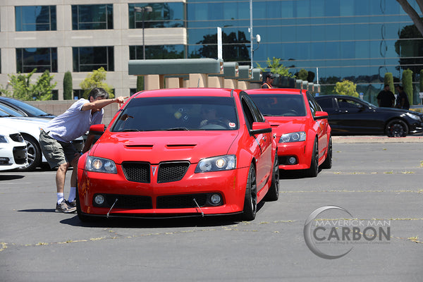 The Biggest Chevy SS, G8 and GTO Autocrossing at SoCal SS's Meet #8