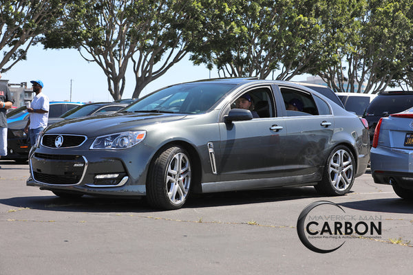 The Biggest Chevy SS, G8 and GTO Autocrossing at SoCal SS ...