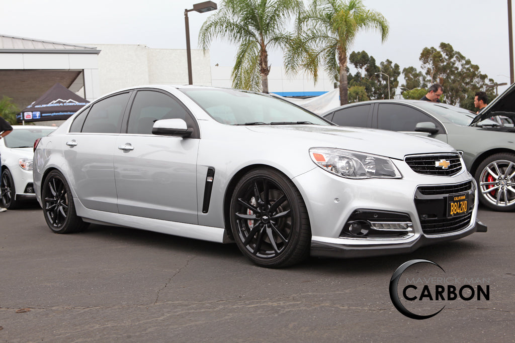 A Record Braking Ss Meet With 50 Chevy Ss Sedans In One