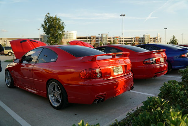 Love for the GTO, G8 and Chevy SS! – Maverick Man Carbon