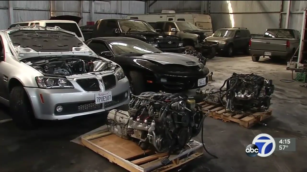 Pontiac G8's, GTO's and other LS cars are Hot Commodity in