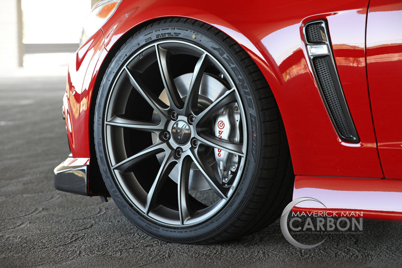 Ace Alloy Flow Formed 20 inch AFF05 Wheel