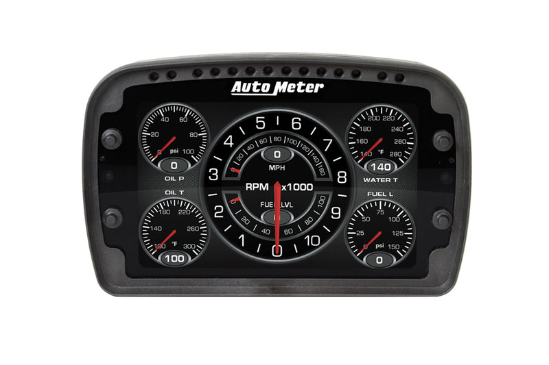 Autometer LCD Competition Dash