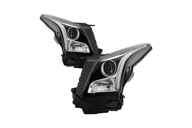 Cadillac ATS  Headlight with LED DRL / Signal - FREE SHIPPING