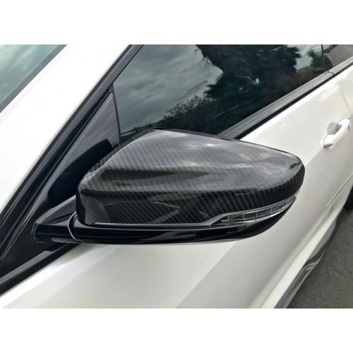 Cadillac ATS-V Carbon Fiber Mirrors for 2016+ Coupe ONLY