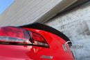 "Chevy SS Sedan ""Duck""tail Spoiler"