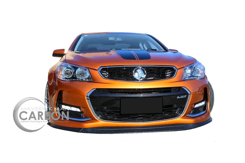 Chevy SS Sedan 2016 - 2017 Polyurethane Front Lip