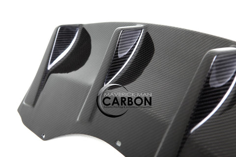 Chevy SS Sedan Carbon Fiber Diffuser - DEPOSIT ONLY