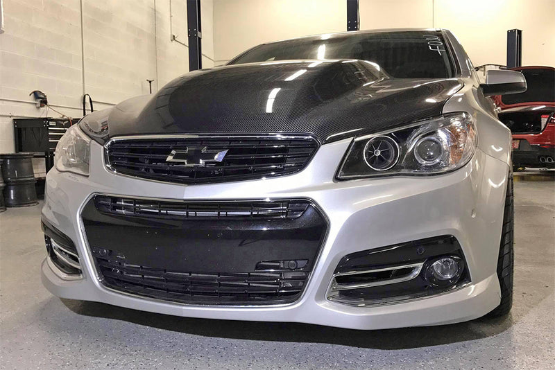 The First Chevy SS Carbon Fiber Cowl Hood