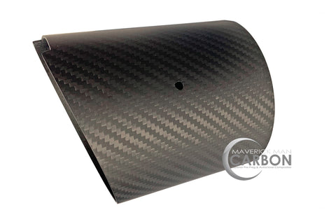Carbon Fiber Universal Exhaust Tip Cover
