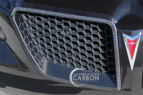 It's Back! Pontiac G8 Carbon Fiber Grill Covers