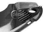 Carbon Fiber Radiator Cover for the 05-06 GTO