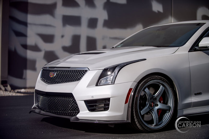 Cadillac ATS-V Sedan Gram Lights 57CR Wheels