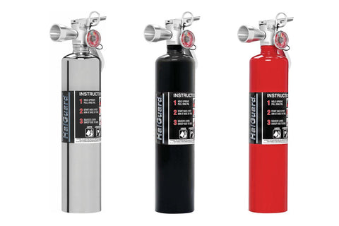 HalGuard Fire Extinguisher