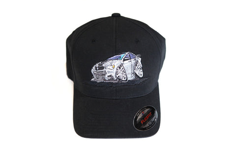 Chevy SS / Holden VF Embroidered Hat