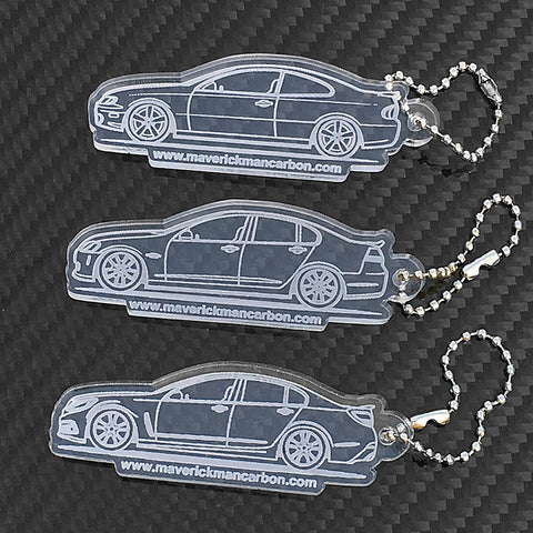 GTO, G8 and Chevy SS Keychains