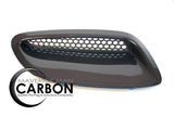 GTO Carbon Fiber Hood Scoops - DEPOSIT ONLY